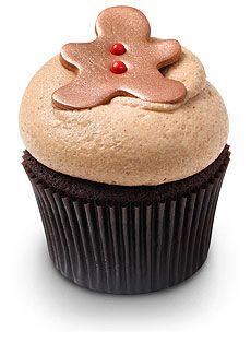 DC Cupcakes Gingerbread Cupcake Recipe