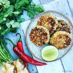 Thai Chicken Rissoles best 3