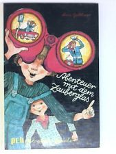 Abenteuer mit dem Zauberglas Gelbhaar, Anni: