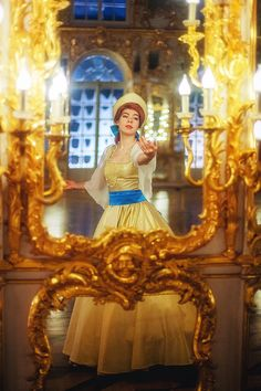 Anastasia dress inspire of Anastasia, Gold Dress - Halloween costume for Adult Anastasia Cosplay, Anastasia Dress, Halloween Dress, Halloween Cosplay, Halloween Costumes, Halloween 2018, Disney Anastasia, Anastasia Movie, Anastasia Broadway
