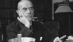 La rutina de trabajo de Thomas Mann