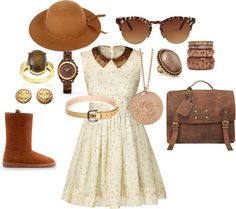 """""""VINTAGE FASHION"""" by theereemo on Polyvore"""