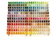Mega Kit 260 Spools Polyester Embroidery Machine Thread -- Read more at the image link. (This is an affiliate link) Home Embroidery Machine, Embroidery Thread, Embroidery Applique, Embroidery Designs, Embroidery Supplies, Sewing Patterns Free, Free Sewing, Hand Sewing, Sewing Tools