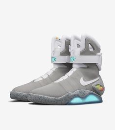 Chance to win Back to the Future Nike's -