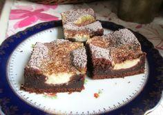 Csokis-mascarponés kocka (Gluténmentesen is)   Kissné Zilahi Katalin receptje - Cookpad receptek