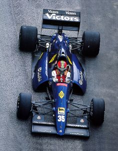 Eric van de Poele Lamborghini 1991. It would be great to see the Raging Bull back in F1 as an engine supplier.