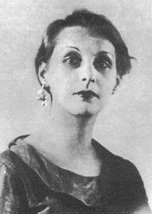 June Miller-- (1902-1979) was the much-written-about and discussed second wife of Henry Miller.