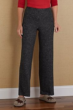 Cozy Cabin Lounge Pants from Soft Surroundings