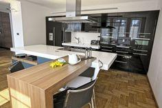 dubová kuchyňská pracovní deska ostrůvek - Hledat Googlem Table, Furniture, Home Decor, Homemade Home Decor, Tables, Home Furnishings, Interior Design, Home Interiors, Desk