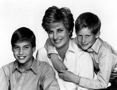 1994 Princess Diana Christmas Card