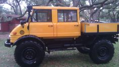 416 DOKA UNIMOG For Sale | Unimog® Shop