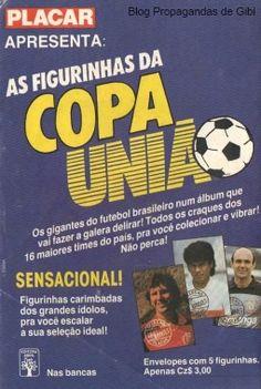 Álbum de figurinhas Copa União (1987)