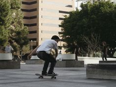 "► PJ Ladd in New Balance's ""VX4000″ by Russell Houghten"