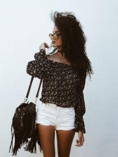 Finíssimas Fashion: Look do dia || Outfit: Friday feelings!