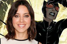Aubrey Plaza: Θέλει να υποδυθεί την Catwoman στο 'Gotham City Sirens' // More: https://hqm.gr/aubrey-plaza-wants-catwoman-gotham-city-sirens // #Action #Adventure #AubreyPlaza #Batverse #Catwoman #Comedy #Crime #DCComics #DCEU #Fantasy #GothamCitySirens #SciFi #Villains #Entertainment #Movies