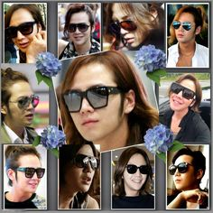 Really looks great in shades