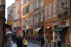 Exploring the old town of Toulouse. Image by Aldo Pavan / Lonely Planet Images / Getty Images.