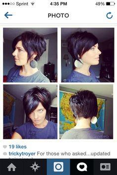 Next hair cut?
