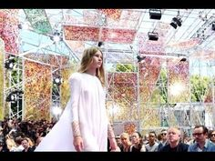 Christian Dior   Haute Couture Fall Winter 2015/2016 Full Show   Exclusive - YouTube