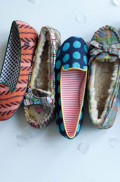 Love!! (Anthropologie) I could do some serious all day shopping in those comfy shoes! Adorable!