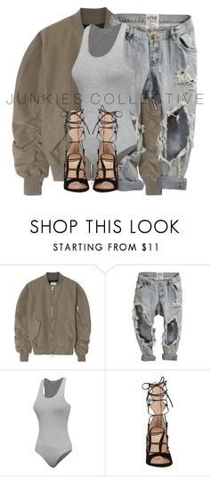 """""""Untitled #343"""" by junkiescollective ❤ liked on Polyvore featuring Fear of God and Gianvito Rossi"""