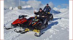 Snowmobil Touren in den Alpen - http://www.atv-quad-magazin.com/aktuell/snowmobil-touren-in-den-alpen/