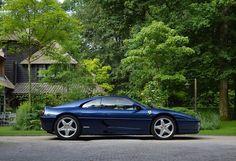 Ferrari F355 Type:Berlinetta Bouwjaar:1998