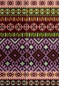 knitting Nordic - Beryl Cameron blog