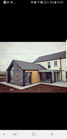 New Home Designs, Farm House, Exterior Design, Future House, Modern Farmhouse, New Homes, House Ideas, Design Ideas, House Design