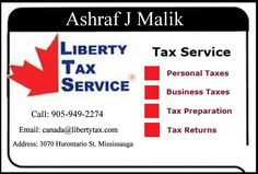 Fast and accurate, get your Tax Return done at Liberty Tax Service.