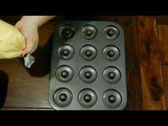 Amerikai fánk sütőforma megtöltése - YouTube Holiday Dinner, Menu, Spring Summer, Youtube, Menu Board Design, Menu Cards