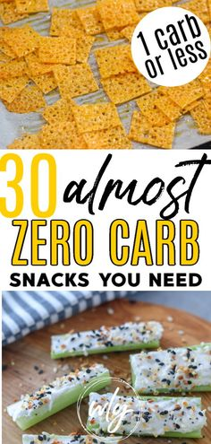 30 no carb snacks that make the best zero carb foods including no carb snacks to buy, no carb sweet snacks, and no carb meals on the go. food keto recipes 30 No Carb Snacks to Buy and Make Ketogenic Recipes, Low Carb Recipes, Ketogenic Diet, No Carb Dinner Recipes, Paleo Keto Recipes, Keto Dinner, No Carb Snacks, Yummy Healthy Snacks, Diabetic Snacks