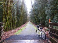 7 things not to miss in Portland - The 21-mile Banks-Vernonia Rail Trail, connecting rural towns west of Portland, is Oregon's first linear state park.