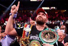 Tyson Fury, Wbc, Boxing News, Champion