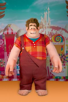 It's Almost 'Game On' for Wreck-It Ralph at Disney Parks