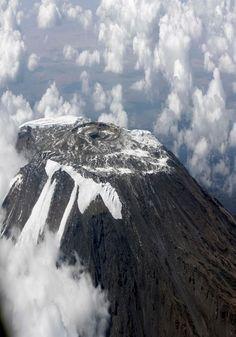 I will climb Mt. Kilimanjaro someday.