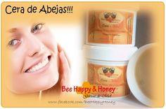 Como aumentar la regeneración de colágeno??? Con vitamina A!!!! La cera de abejas es rica en Vitamina A y que esto es lo mismo que se vende en cosmética como Retinol... y la cera de abejas es totalmente natural... regenera células muertas, deja tu cutis suave y terso, hidratado y nutrido, empareja el tono de la piel desapareciendo progresivamente las manchas de la piel, cicatriza heridas, ayuda a atenuar las marcas del acné.... otra maravilla como la miel que produce la abeja en la…