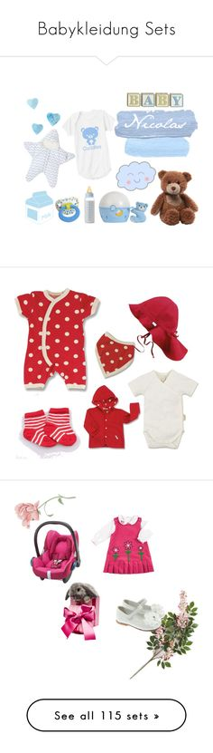 """""""Babykleidung Sets"""" by blumberg ❤ liked on Polyvore featuring Baby Bites, CHICCO, Gund, men's fashion, menswear, Monsoon, Gucci, Whiteley, Elegant Baby and Donna Wilson"""