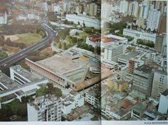 Caracas Años 80s. Entre otras cosas vemos: Plaza Bicentenario, Miraflores, Palacio Blanco, Iglesia Pagüita, el Fermín Toro.