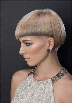 Wella Professional's 2012 Trend Vision Finalist COLOR: Carrera Bailey