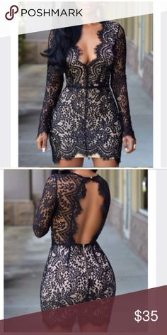 Little Black Dress Very cute and sexy black dress great for that night when you want to look hot . Dresses