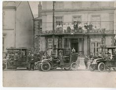 The White Rose Hotel, Walter Road, Swansea. Wales Map, Cymru, Swansea, View Map, White Roses, First World, Past, Welsh, Pictures