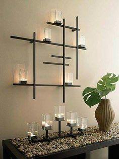 Grid Lights Black By Design Ideas
