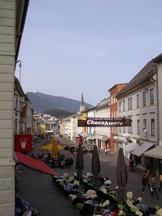 Hauptplatz, Villach, Austria