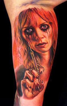 Tattoo by Nikko Hurtado | Tattoo No. 8497