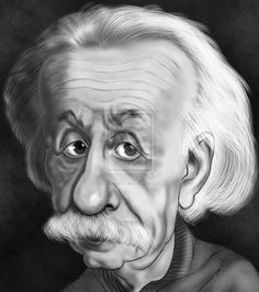 Einstein by adavis57