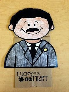 Martin Luther King, Jr. I Have a Dream unit. Filled with activities, crafts, and resources to teach all about MLK!