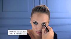 Tuto Maquillage, maquillage yeux, smoky eyes noir - L'Oréal Paris