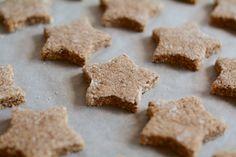 Noël - Étoiles à la cannelle Biscuits, Sans Gluten Sans Lactose, Mousse, Cookies, Desserts, Sugar, Recipes, Kitchens, Crack Crackers