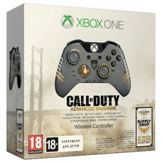 Manette sans fil 'Call of Duty : Advanced Warfare' pour Xbox One: Amazon.fr: Jeux vidéo